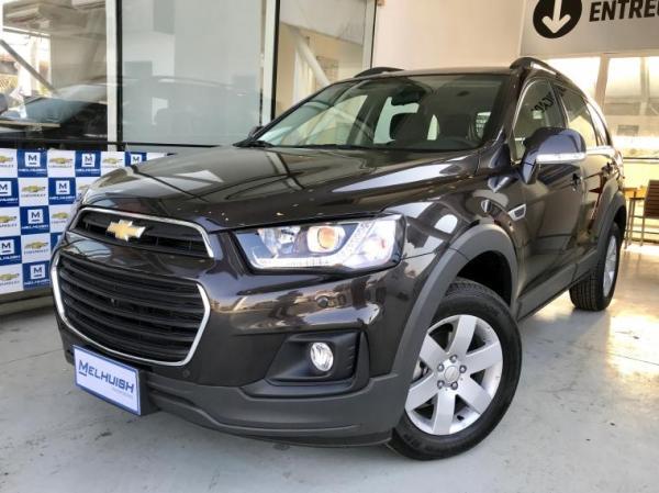 Chevrolet Captiva  año 2018