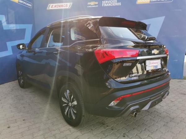 Chevrolet Captiva 1.5 año 2021