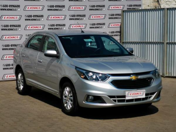 Chevrolet Cobalt 1.8 LTZ ATA/C año 2017