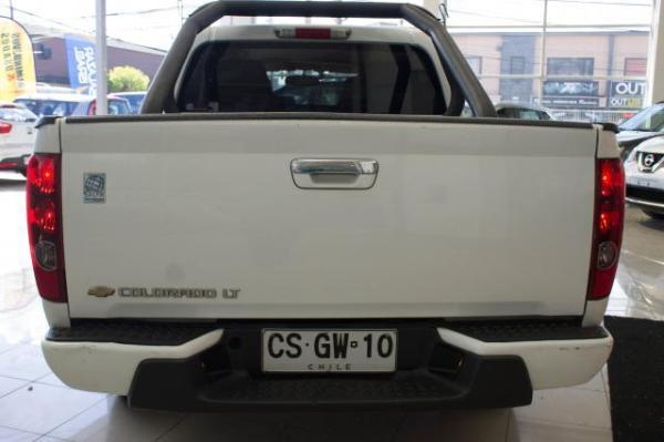 Chevrolet Colorado COLORADO 2.9 AT año 2011
