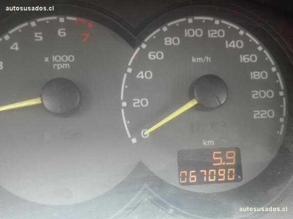 Chevrolet Corsa 1.6 año 2008