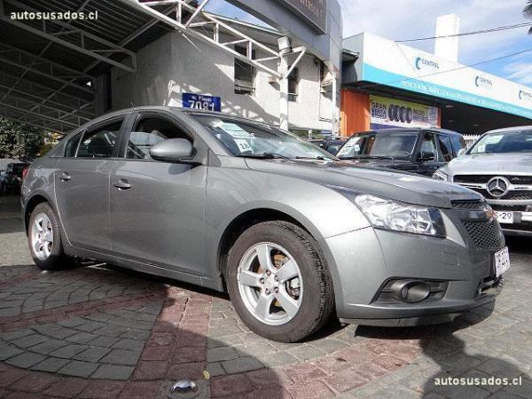 Chevrolet Cruze 1.8 AT LS año 2010