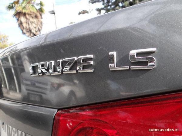 Chevrolet Cruze 1.8 AT LS año 2010