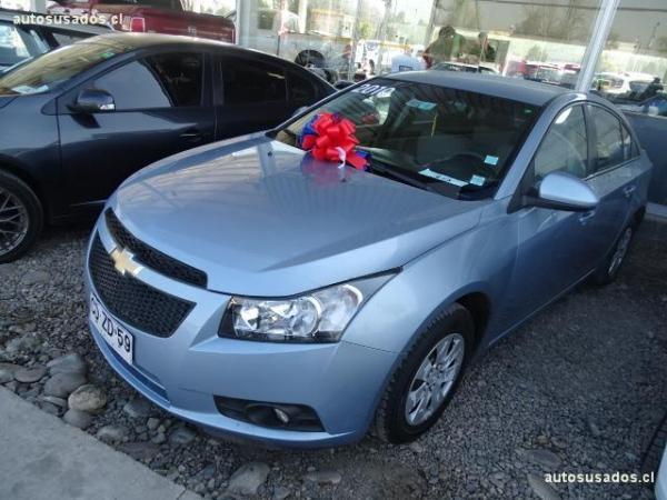 Chevrolet Cruze NB LS año 2010
