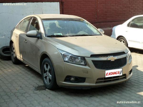 Chevrolet Cruze 1.8 año 2010