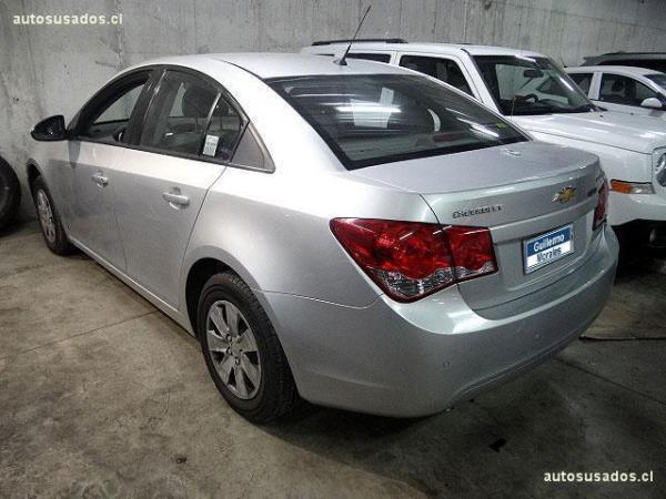 Chevrolet Cruze NB año 2011