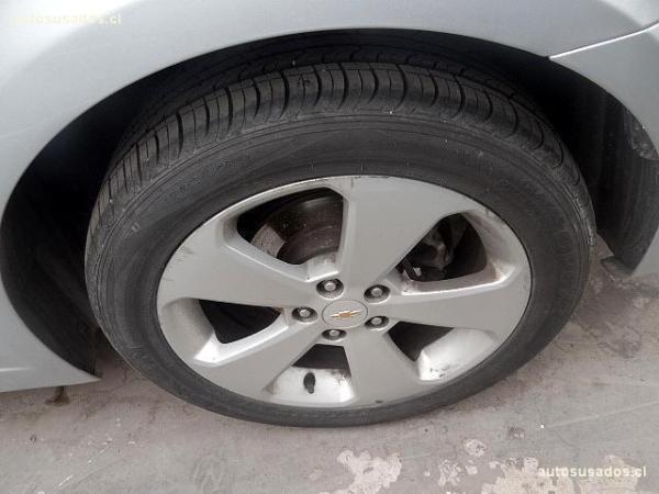 Chevrolet Cruze LS año 2011