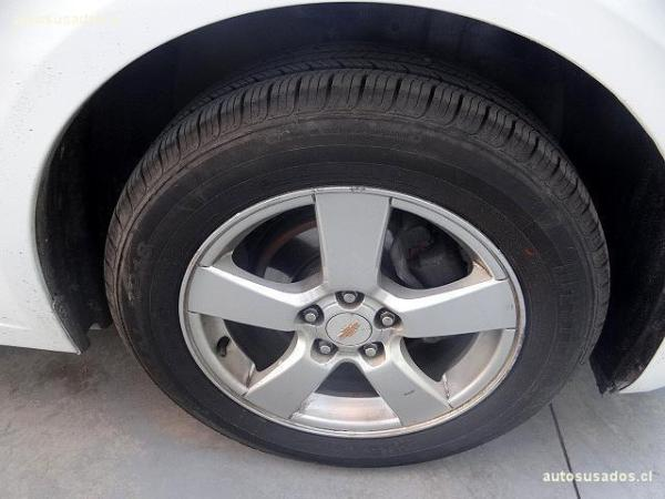 Chevrolet Cruze AT año 2012
