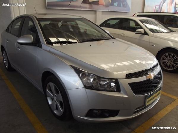 Chevrolet Cruze LS FULL AT año 2012