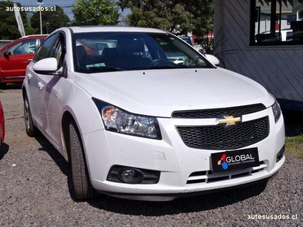 Chevrolet Cruze END 1.8 AT LS año 2012