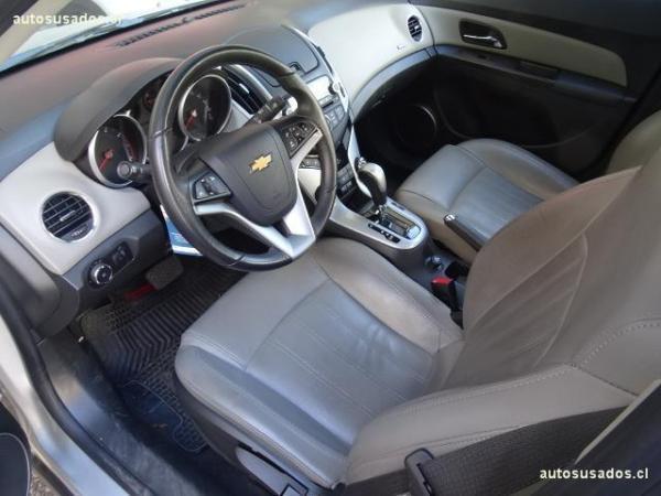 Chevrolet Cruze LS año 2013