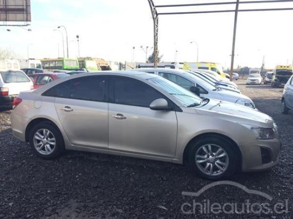 Chevrolet Cruze FACILIDAD año 2013