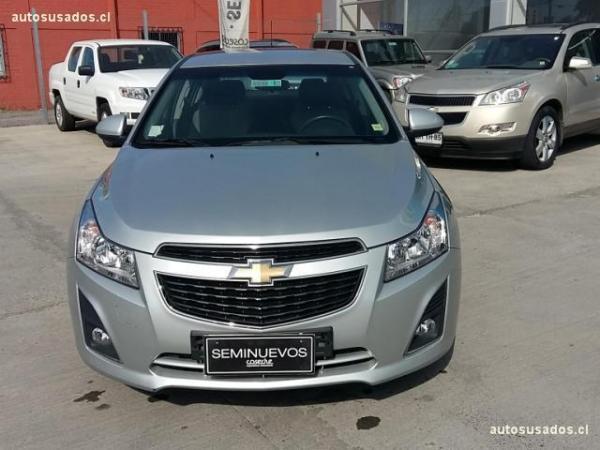 Chevrolet Cruze LS 1.8 HB MT año 2013