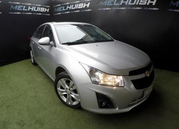 Chevrolet Cruze  año 2014