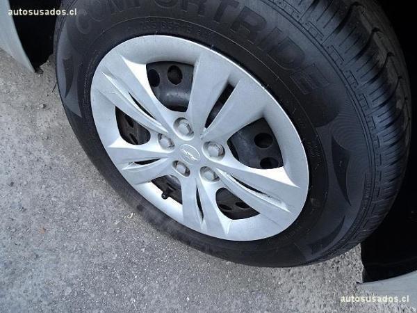 Chevrolet Cruze 1.8 año 2014