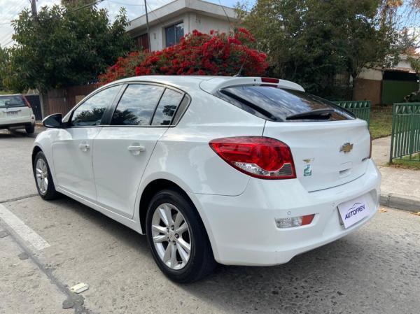 Chevrolet Cruze HB año 2014