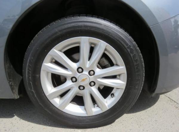 Chevrolet Cruze LS año 2014