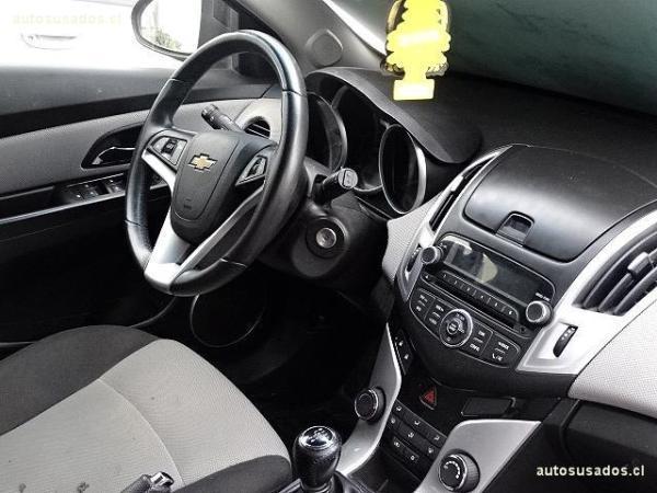 Chevrolet Cruze II HB año 2014
