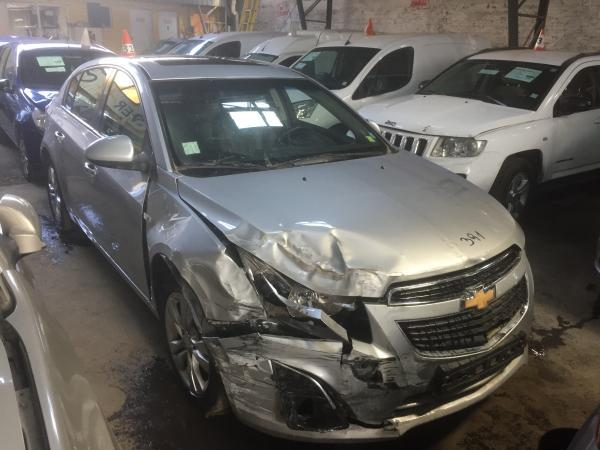 Chevrolet Cruze 2.0lt año 2014