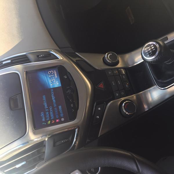 Chevrolet Cruze II HB 2.O año 2015
