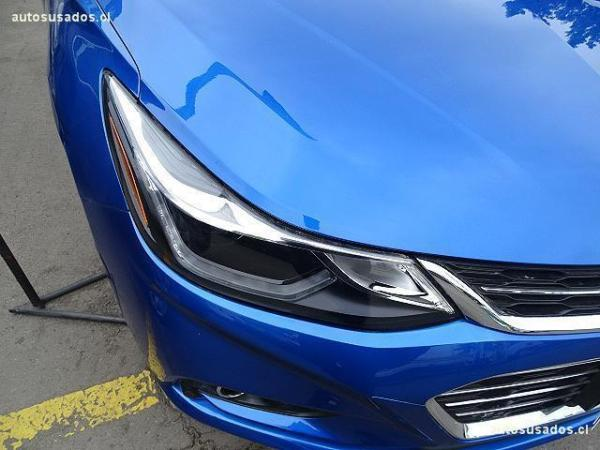 Chevrolet Cruze LT NB año 2017