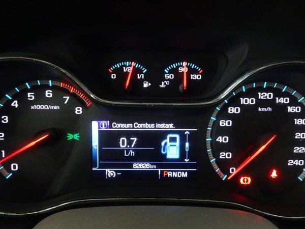 Chevrolet Cruze LTZ año 2017