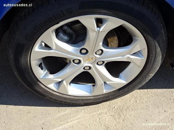 Chevrolet Cruze LTZ NB año 2017