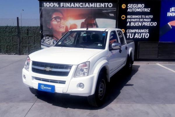 Chevrolet D-Max 2.5 MT 4X4 año 2011