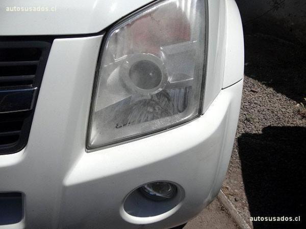 Chevrolet D-Max  año 2012
