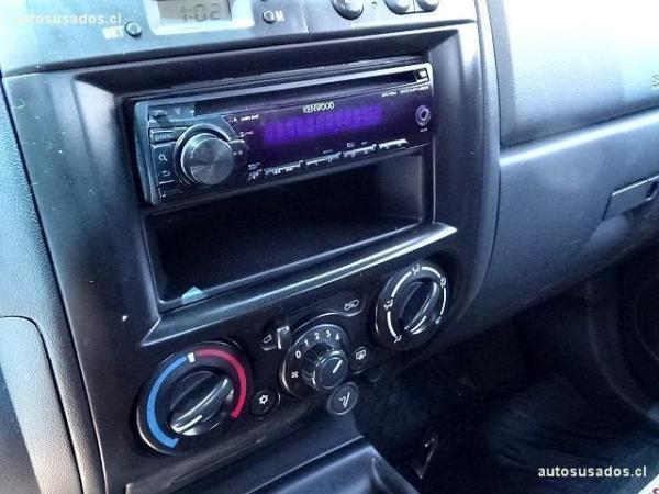 Chevrolet D-Max 2.5 E4 año 2014