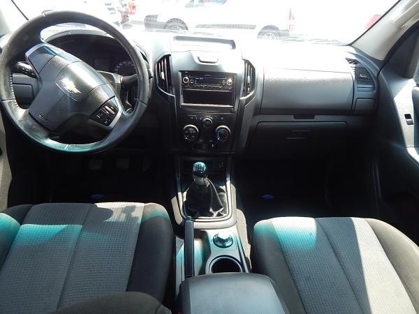 Chevrolet D-Max 417 D-MAX II 4WD 2.5 año 2015