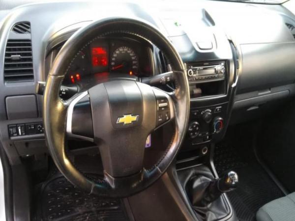 Chevrolet D-Max 2.5 DC 4WD año 2015