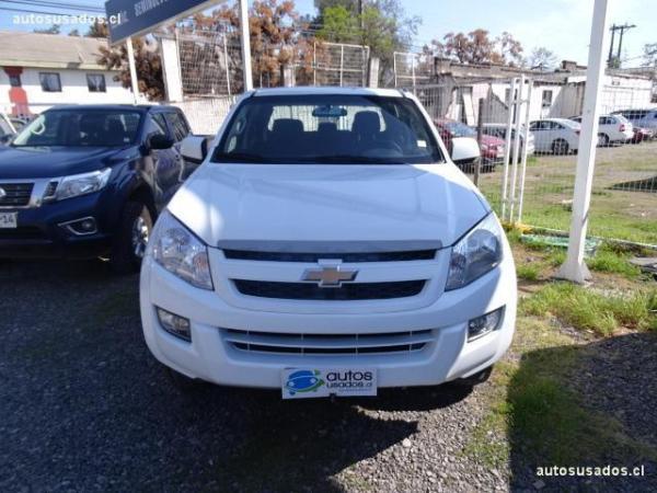 Chevrolet D-Max 4x2 año 2016