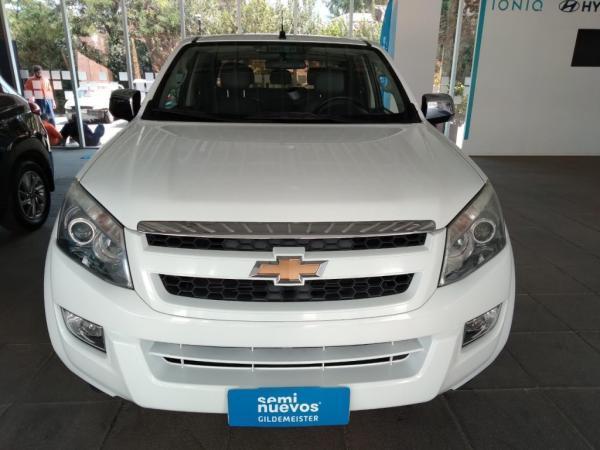 Chevrolet D-Max ll 2.5 MT 4x4 DE año 2016