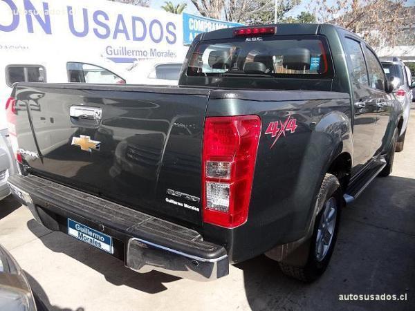 Chevrolet D-Max DE año 2016