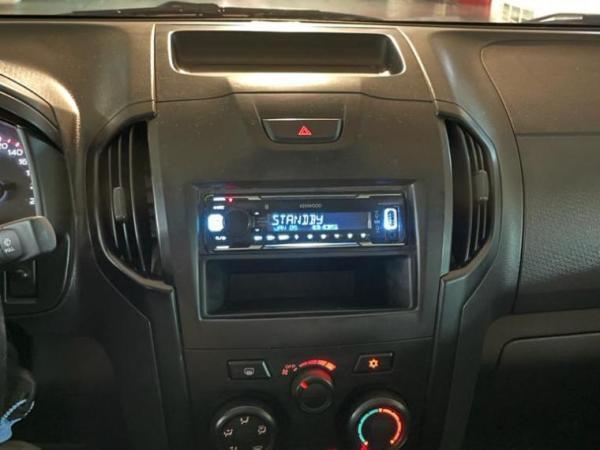 Chevrolet D-Max II 2.5 4X4 año 2017