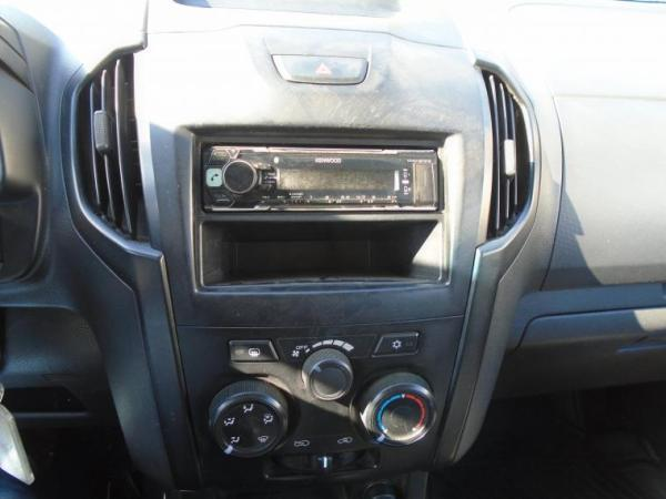 Chevrolet D-Max 4WD 2.5 año 2017