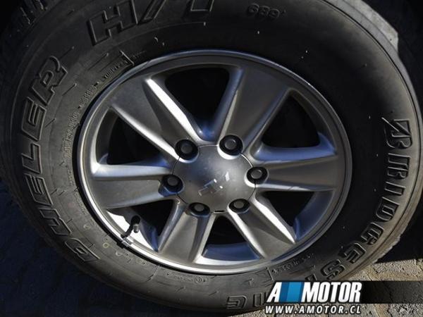 Chevrolet D-Max td año 2017