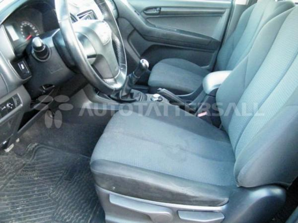 Chevrolet D-Max 2.5 DC 4WD DAB ABS año 2017