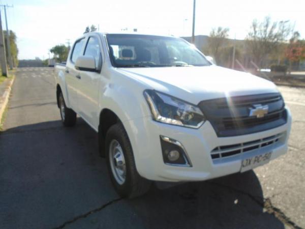 Chevrolet D-Max NEW DMAX 2.5 año 2018