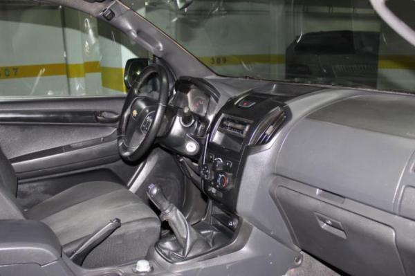Chevrolet D-Max E4 2.5D 4WD año 2018
