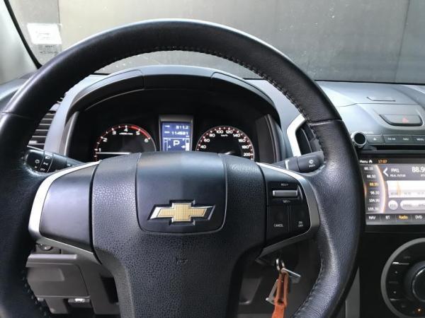 Chevrolet D-Max 4x4 AUTOMÁTICO año 2020