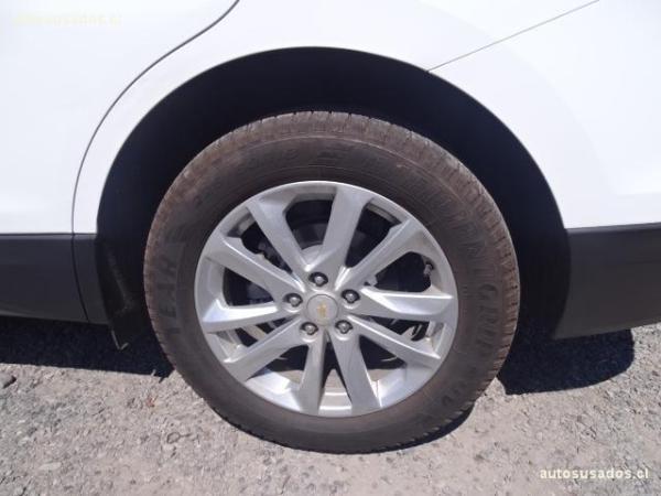 Chevrolet Equinox LT año 2018