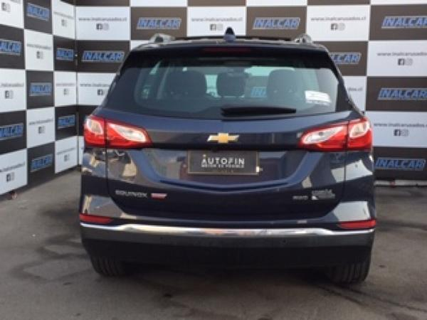 Chevrolet Equinox 1.5 AWD año 2019