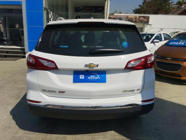 Chevrolet Equinox LT 1.5 FWD año 2020