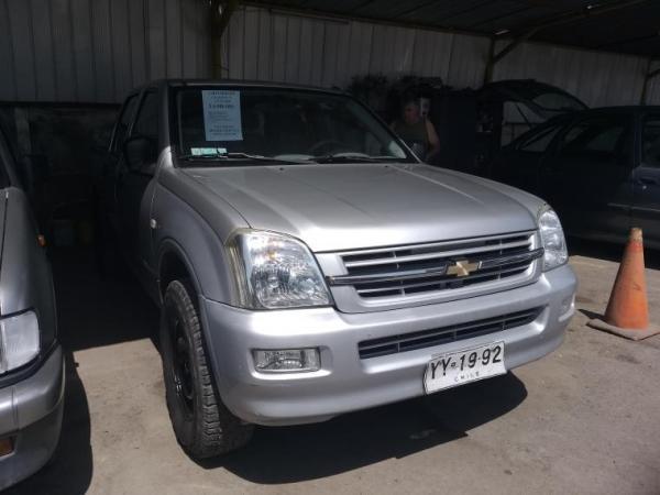 Chevrolet Luv 3.0 año 2005