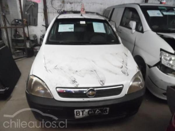 Chevrolet Montana LIQUIDAMOS año 2008