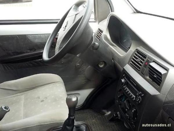 Chevrolet N300 MAX VAN 1.2 año 2017