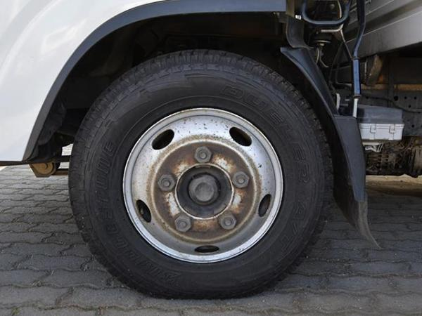 Chevrolet NKR 613 año 2010