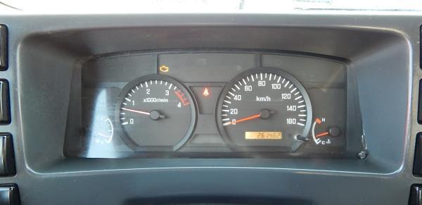 Chevrolet NKR 507 CHEVROLET NKR CRT año 2013